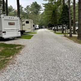 view of RV area