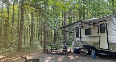 Pine Ridge - Pounds Hollow Rec Area