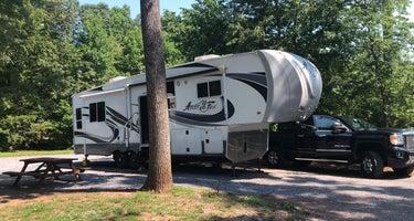 Pinch Pond Family Campground & RV Park