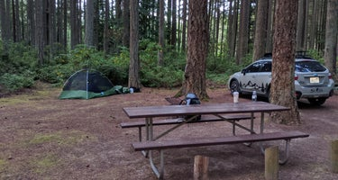 Rhododendron Campground