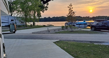 Charles Mill Lake Park Campground