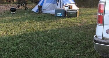 Richard K. Yancy Sand Levee Campground