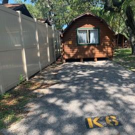 Cabin K6
