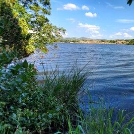 Quannah Parker Lake near Education Center.