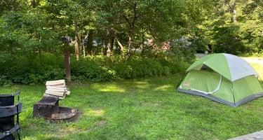 Winhall Brook Camping Area
