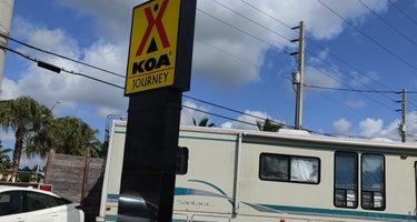 KOA Hollywood (Formerly Grice RV Park)