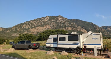 Cheyenne Mountain State Park Swift Puma Heights Campground