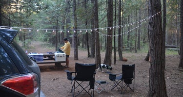 Whiskey Springs Campground