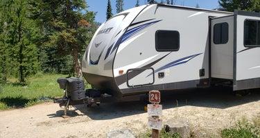 Alturas Inlet Campground