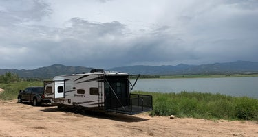 Home Mountain Reservoir SWA - Dispersed Campsites