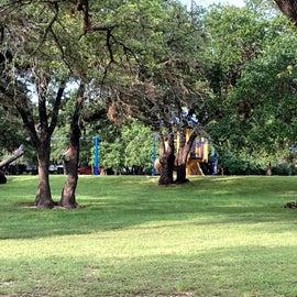 Huge play area