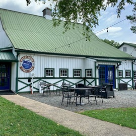 Cidery across the street from campground
