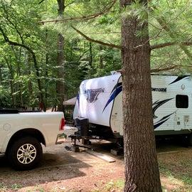 C 9 campsite