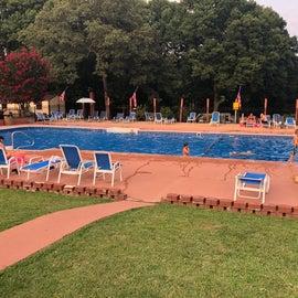 pool was in great shape!