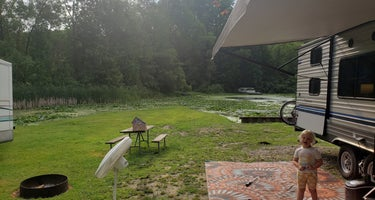 Genesee Otter Lake Campground