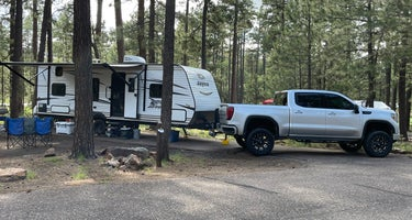 Sitgreaves National Forest Woods Canyon Group Campground