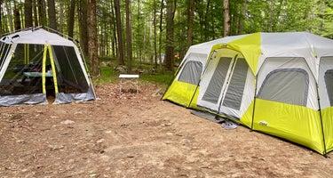 Hearthstone Point Campground