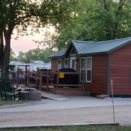 Larger cabin