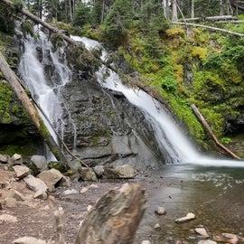 The Grotto Falls