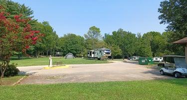 U.S. Space & Rocket Center Campground