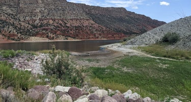 Sheep Creek Bay Boat Ramp and Campground