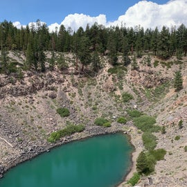 INYO Craters not too far away (a short drive)