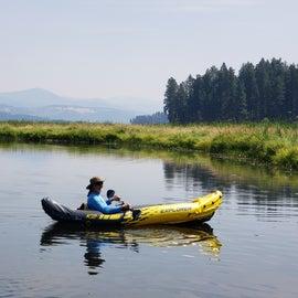 Kayaking/SUP/Canoes water trail