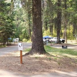 Benewah campground
