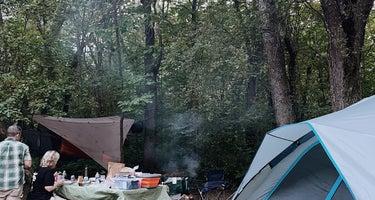 Grafton Notch Campground