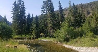East Boulder Campground