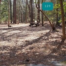 Pocomoke River Shad Landing Site 129