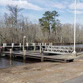 Pocomoke River Shad Landing Marina