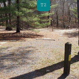 Martinak State Park Site T2