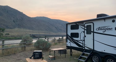 LaDuke Spring Campground