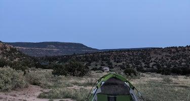 Joe Skeen Campground - El Malpais