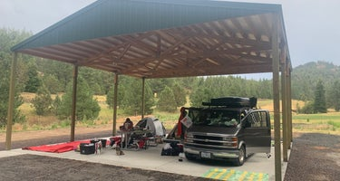Wheeler County Bear Hollow Campground