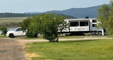 Yellowstone Holiday RV Campground & Marina