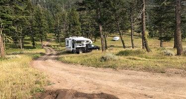 Battle Ridge Campground