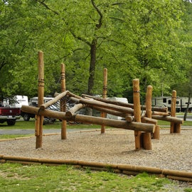 One part of the playground