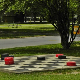 Oversized Checkers
