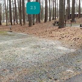 Pocomoke River Milburn Site 23