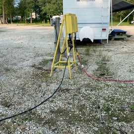 electric for 4 sites