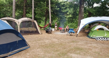 Pettecote Junction Campground