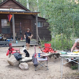 great camp and cabin