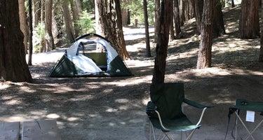 China Flat Campground
