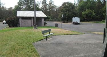 Oakridge Green Waters Rest Area