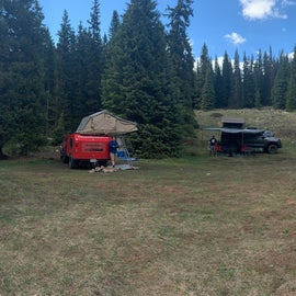 pano of our spot