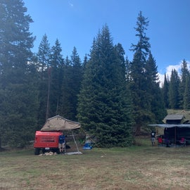 our digs for the weekend