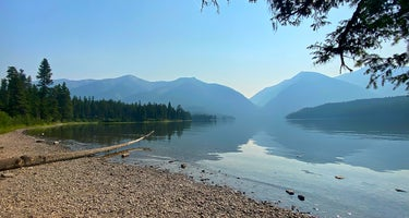 Holland Lake Boating Site