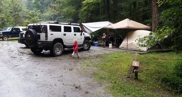 Mortimer Campground